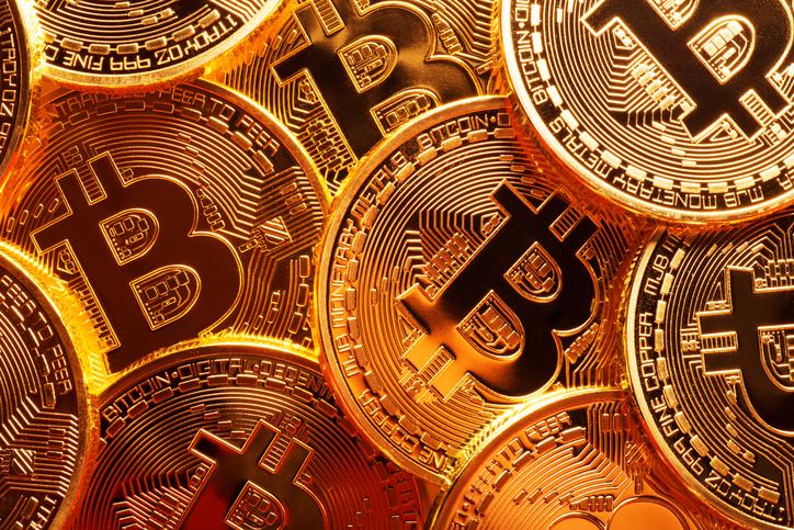 Bitcoin coins recreation
