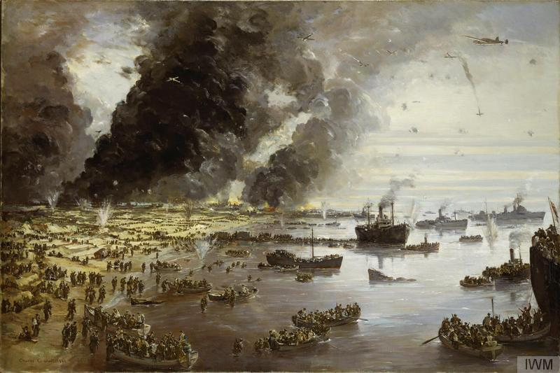 Picture of the Battle of Dunkirk